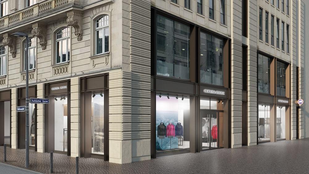 Canada Goose เปิดร้านค้า Store แห่งที่สองในเยอรมนี