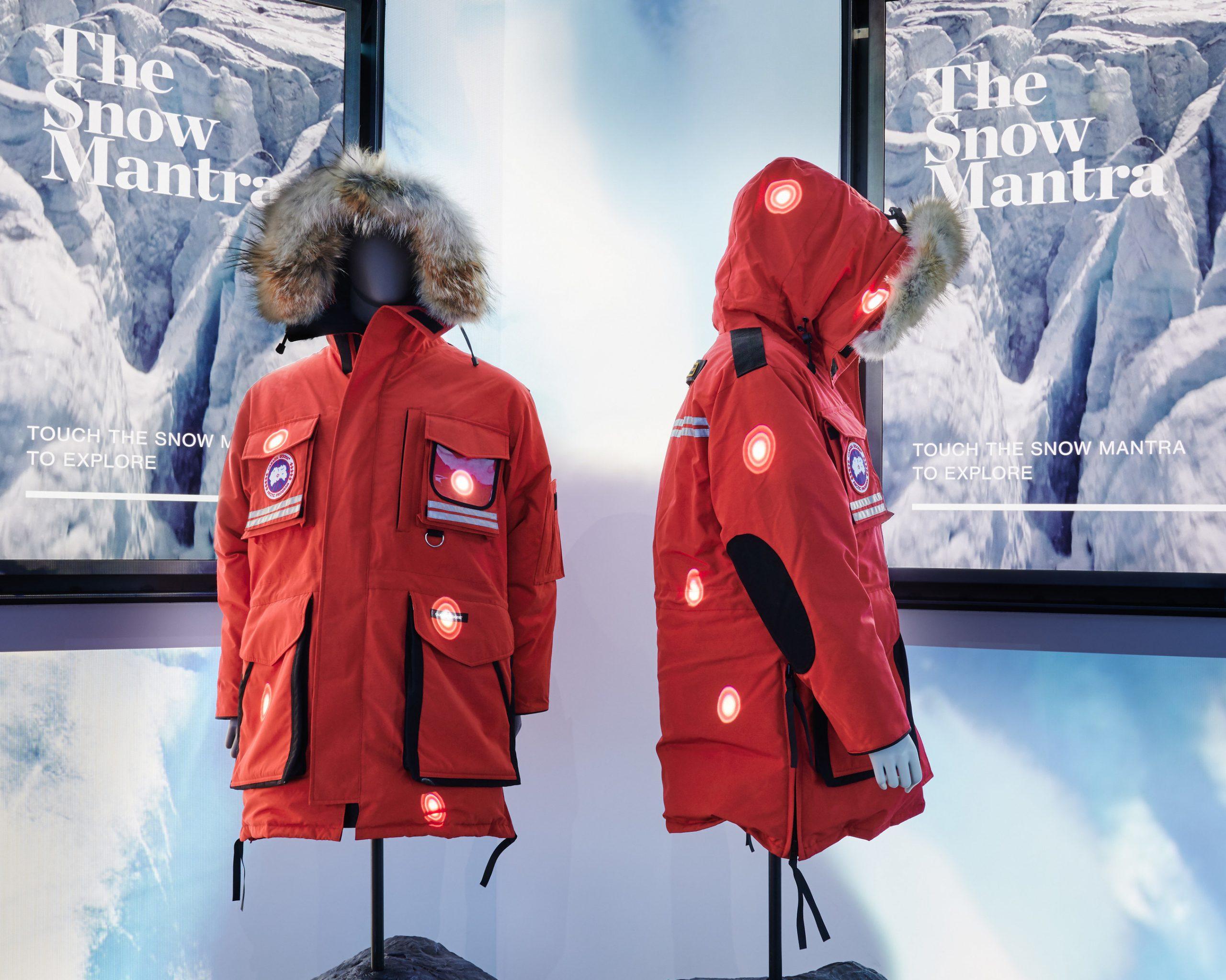 Canada Goose เปิดตัว Concept Store